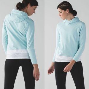 Lululemon All Good Pullover size 12
